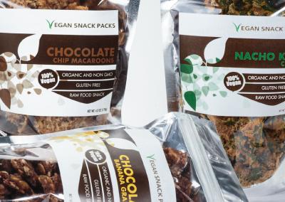 Vegan Snack Packs